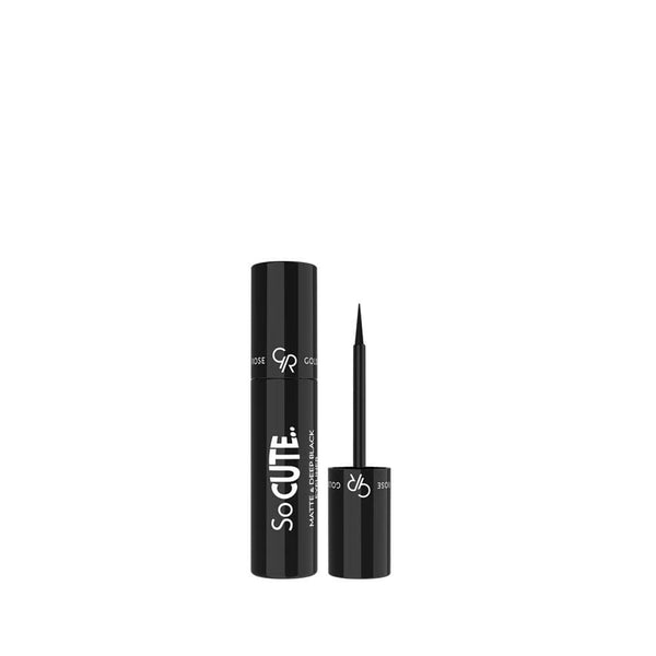MINI So Cute Matte&Deep Black Eyeliner (NEW)