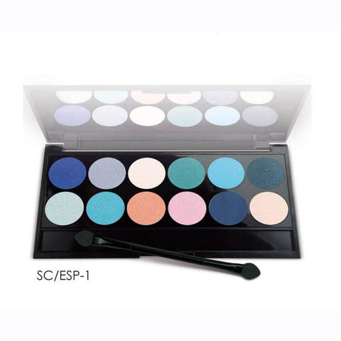 Selective Color Palette Eyeshadow