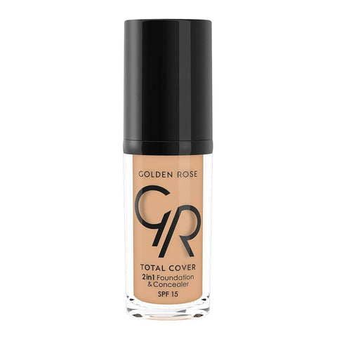 TOTAL COVER 2in1 Foundation & Concealer