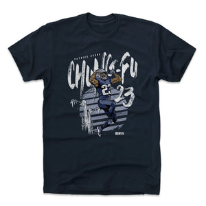 Patrick Chung Men's Cotton T-Shirt | 500 LEVEL