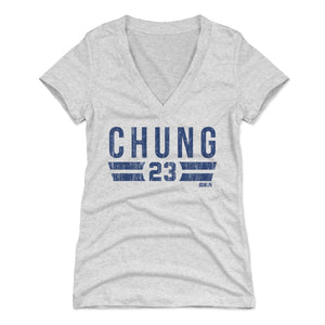 Patrick Chung Women's V-Neck T-Shirt | 500 LEVEL