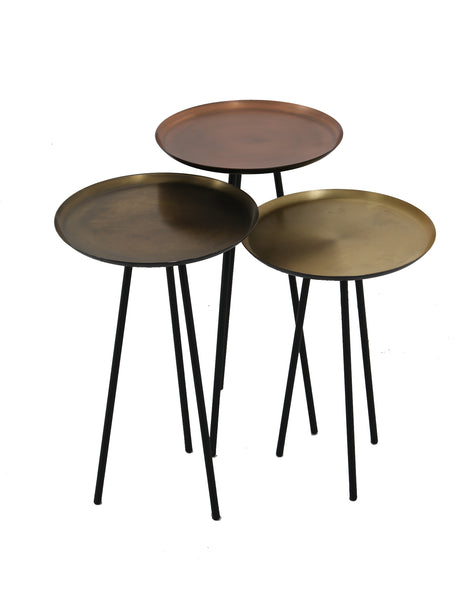 Accents Nest of Tables <br> JOHN LEWIS <br> RRP £309