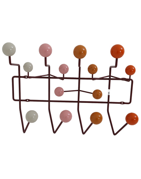 Eames-R Hang It All Coat Hook - Red