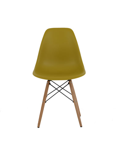 Eames-R DSW Chair (Mustard)