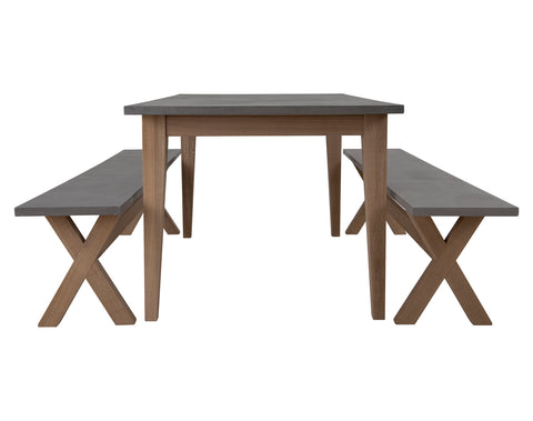 Conker Table and Bench Set <br> GOOGLE ME! <br> RRP £1695