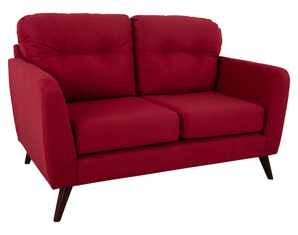 Eddie 2 Seater - Norfolk - Red