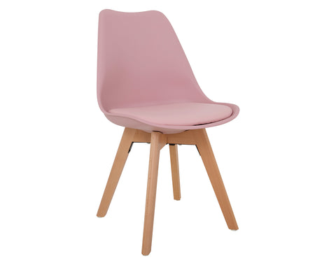 Utah <br> Dining Chair <br> Pink