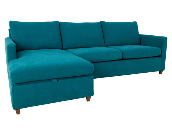Bailey Sofabed Chaise <br> John Lewis <br> RRP £2499
