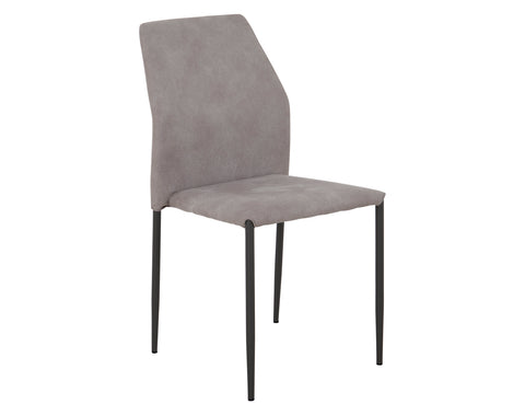 STAKI Chair <br> Light Grey <br> Medium