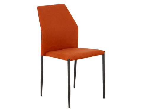 STAKI <br> Dining Chair <br> Orange