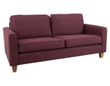 PORTIA Large Sofa - Turin - Mulberry