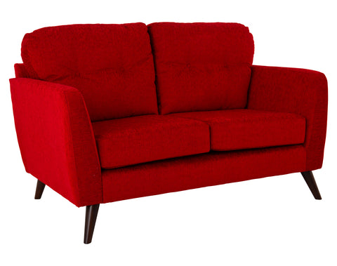 Eddie 2 Seater <br> Chili <br> Red