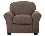 Kirkby Chair - Barely - Mocha