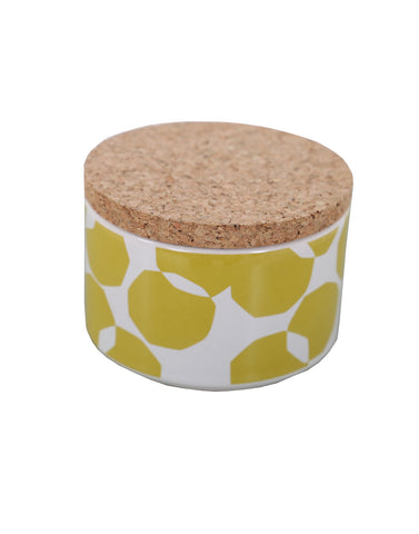 Scandi Sugar Bowl - Citrin Yellow <br> RRP £10