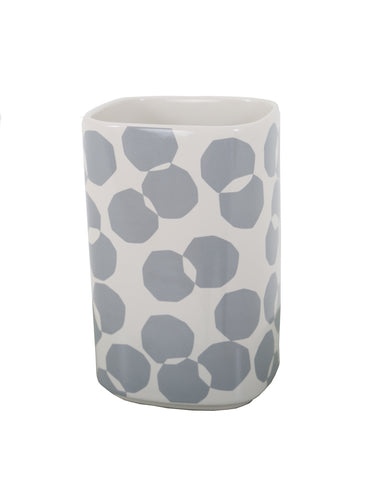 Scandi Utensil Pot - Storm Grey <br> RRP £10