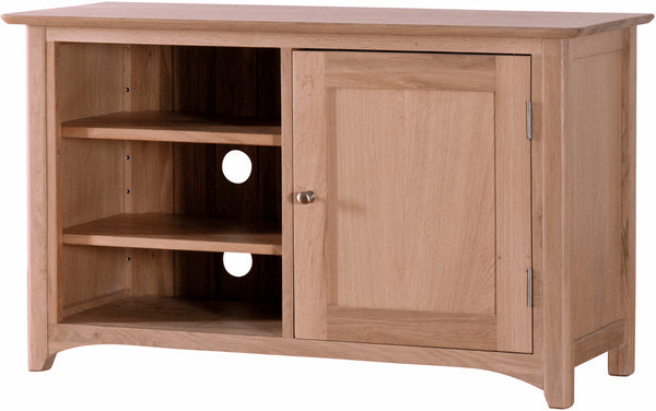 TRENSDALE Standard Video Cabinet - Oak - RRP £377