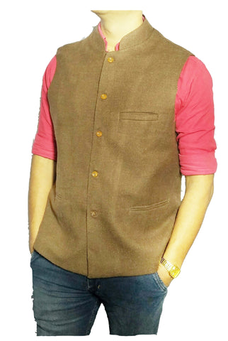 BROWN JACKET (MEN)