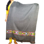 SHAWL GREY (WOMEN)