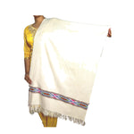 SHAWL WHITE (WOMEN)