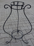 IRON SINGLE FLOWER POT