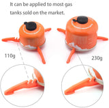 Gas Canister Stove Tripod Folding Stand