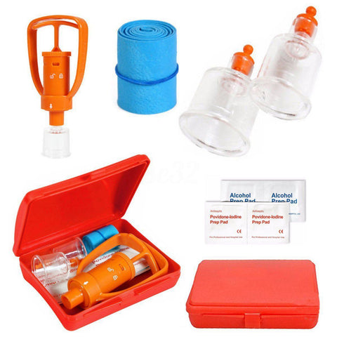 Venom Extractor Pump First Aid Safety Kit