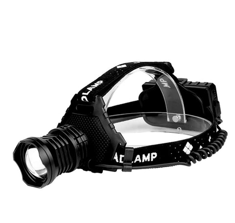 IPX4 Adjustable Waterproof LED Headlamp with 5-Modes