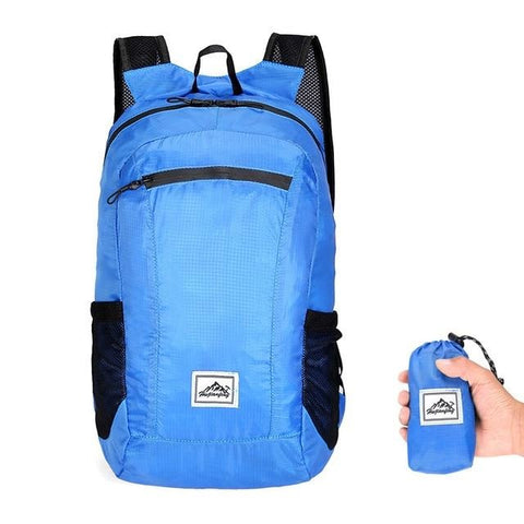 Softback Lightweight Day Pack Travel Backpack
