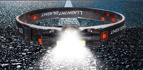 Hands-free Ultra-Bright LED Headlamp