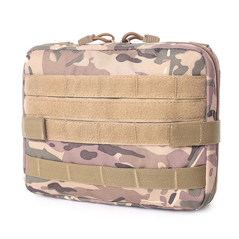 desert camo waterproof tactical Molle pouch small canada