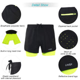 Men's Dri-Fit Athletic Shorts