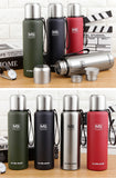 Stainless Steel Double-Wall Insulated Bottle
