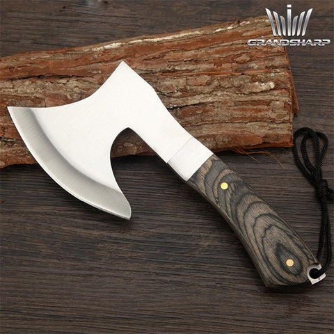 Stainless Steel Survival Hatchet Hand Axe