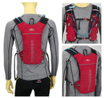 red topspeed hydration vest pack