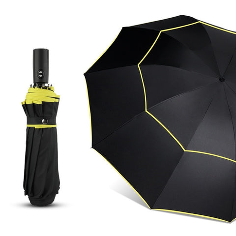 Fully-Automatic Double Size Umbrellas