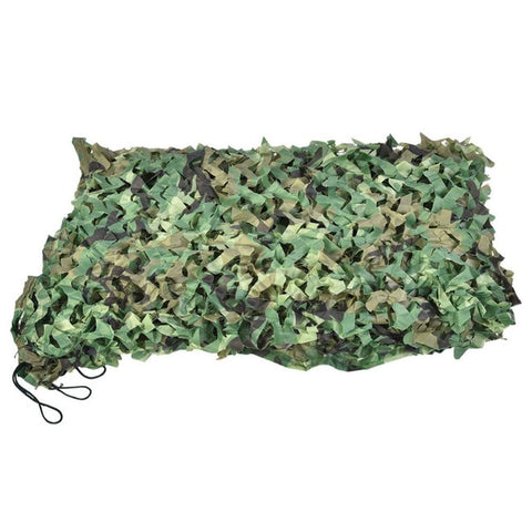 Jungle Camouflage Ghillie Tarp
