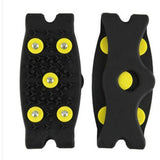 Studded Spiked Ice Grips Crampon Cleats