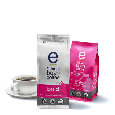 bold - Ethical Bean Coffee Canada