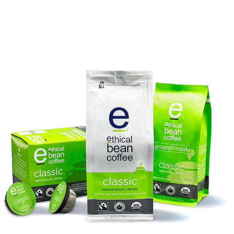 classic - Ethical Bean Coffee Canada