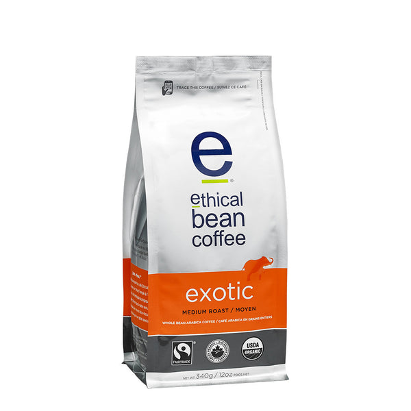 exotic - Ethical Bean Coffee Canada
