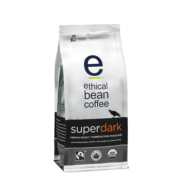 superdark - Ethical Bean Coffee Canada