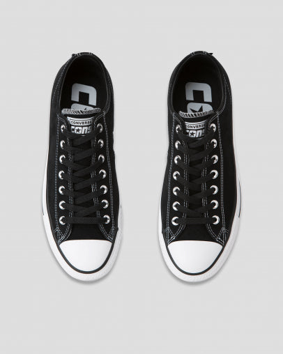 Canvas Pro Low - BLK/WHT