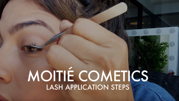 Eyelash Extension Application Video
