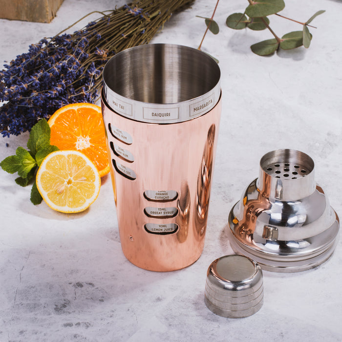 Recipe Cocktail Shaker