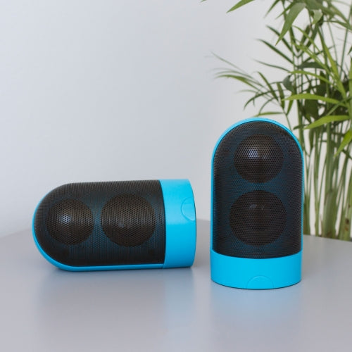 Twin Bluetooth Speakers