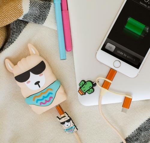 Llama Shaped Powerbank