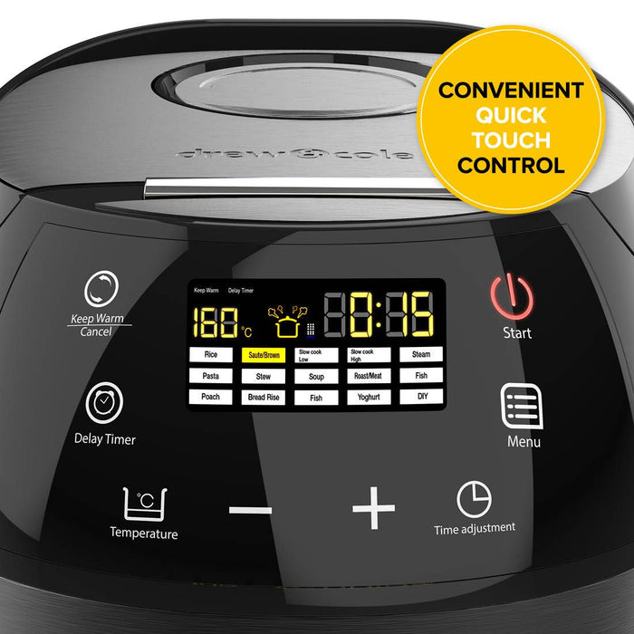 CleverChef Intelligent Multicooker