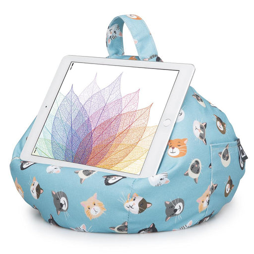 Smart Device Bean Bag Cushion - Cats