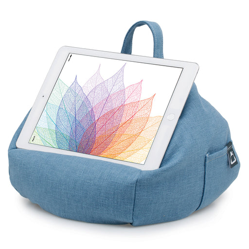 Smart Device Bean Bag Cushion - Blue