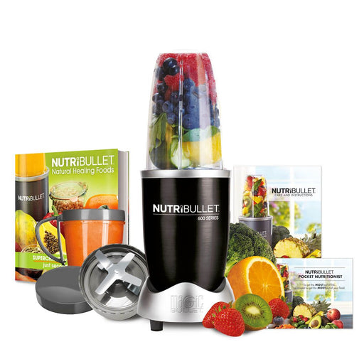 NutriBullet 600 series - 8 Piece Set